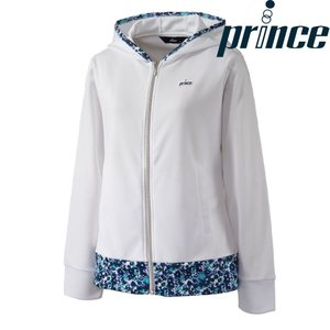 プリンス Prince テニスウェア レディース フーデッドジャケット WL8159 2018FW kpi