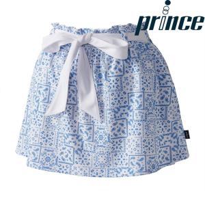 プリンス Prince テニスウェア レディース スカート WL8330 2018FW|kpi
