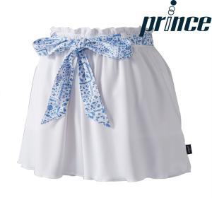 プリンス Prince テニスウェア レディース フレアーキュロット WL8331 2018FW kpi