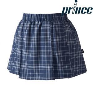 プリンス Prince テニスウェア レディース スカート WL8335 2018FW|kpi