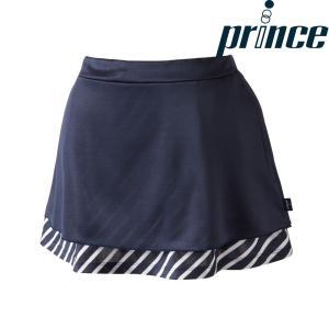 プリンス Prince テニスウェア レディース スカート WL8341 2018FW|kpi
