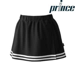 プリンス Prince テニスウェア レディース ラップスカート WL8350 2018FW|kpi
