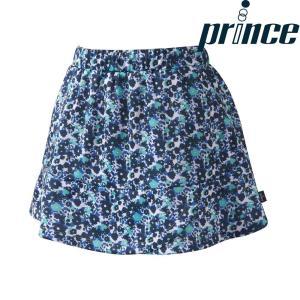 プリンス Prince テニスウェア レディース スカート WL8351 2018FW|kpi
