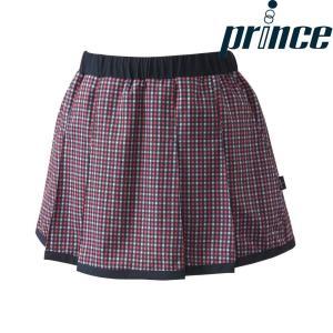 プリンス Prince テニスウェア レディース スキュロット WL8352 2018FW|kpi