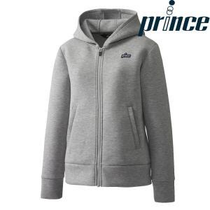 プリンス Prince テニスウェア レディース スウェットジャケット WL8550 2018FW kpi