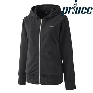 プリンス Prince テニスウェア レディース フーデッドジャケット WL8652 2018FW kpi