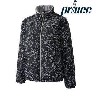 プリンス Prince テニスウェア レディース 中綿ジャケット WL8852 2018FW kpi