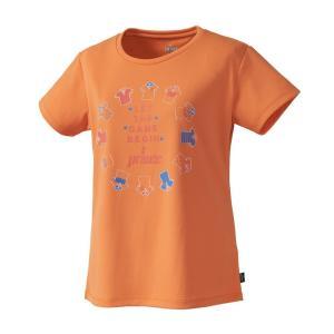 プリンス Prince テニスウェア レディース Tシャツ WL9041 2019SS[ポスト投函便対応]|kpi