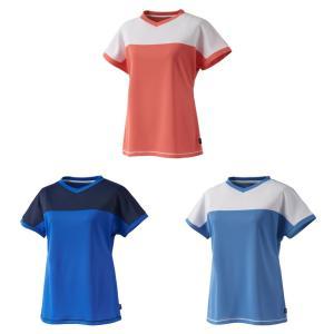 プリンス Prince テニスウェア レディース ゲームシャツ WL9060 2019SS[ポスト投函便対応] kpi
