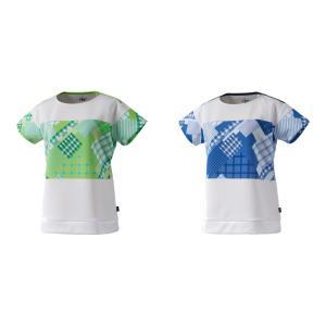 プリンス Prince テニスウェア レディース ゲームシャツ WL9064 2019SS[ポスト投函便対応] kpi