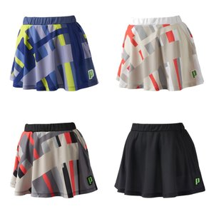 プリンス Prince バドミントンウェア テニスウェア レディース スカート WL9333 2019SS kpi