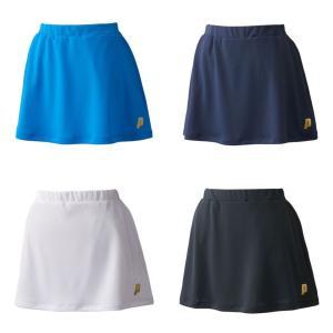 プリンス Prince テニスウェア レディース スカート WL9368 2019FW|kpi