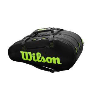 ウイルソン Wilson テニスバッグ・ケース  SUPER TOUR 3 COMP WR8004101001 8月発売予定※予約|kpi