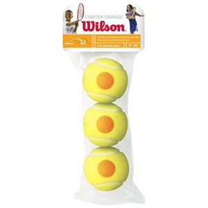 Wilson ウイルソン 「STARTER GAME BALL スターター・ゲーム・ボール  WRT137300」テニスボール|kpi