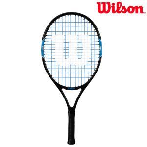 ウイルソン Wilson テニスジュニアラケット  ULTRA TEAM 23  ウルトラチーム23  「ガット張り上げ済」 WRT208700|kpi