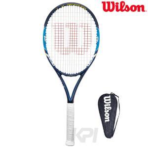 ウイルソン Wilson テニス硬式テニスラケット ULTRA 100 (ウルトラ100) WRT729710|kpi