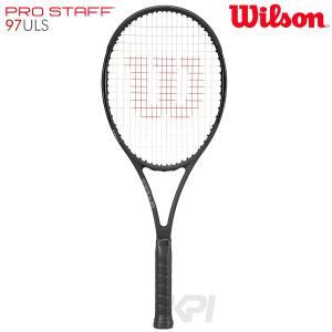 ウイルソン Wilson テニス硬式テニスラケット PRO STAFF 97ULS(プロスタッフ97ULS) WRT731810|kpi