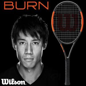 Wilson ウイルソン 「BURN 95 COUNTERVAIL バーン95 カウンターヴェイル WRT734110」硬式テニスラケット 『即日出荷』錦織圭選手使用モデル|kpi