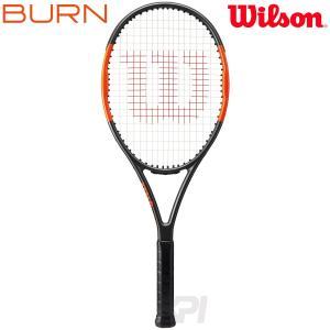 硬式テニスラケット ウイルソン Wilson BURN 100 TEAM COUNTERVAIL バーン100チーム カウンターヴェイル WRT734710 2017新製品|kpi