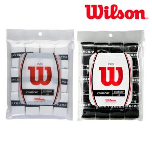 Wilson ウイルソン 「プロ・オーバーグリップ 12本入り PRO OVERGRIP 12PK WRZ4022」オーバーグリップテープ『即日出荷』[ポスト投函便対応]|kpi