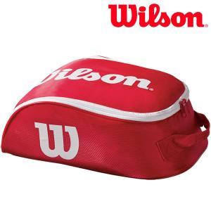 ウイルソン Wilson テニスバッグ・ケース  TOUR IV SHOE BAG シューズバッグ WRZ847887|kpi