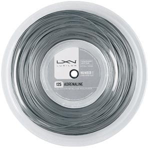 『即日出荷』  LUXILON ルキシロン 「ADRENALINE アドレナリン  200mロール WRZ990080」硬式テニスストリング ガット|kpi