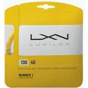 『即日出荷』 LUXILON(ルキシロン)「LUXILON 4G 130 WRZ997112」硬式テニスストリング