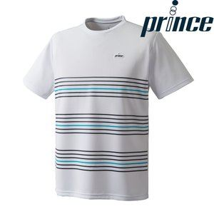 プリンス Prince テニスウェア ユニセックス ゲームシャツ WU8032 2018FW[ポスト投函便対応]|kpi