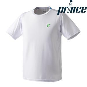 プリンス Prince テニスウェア ユニセックス ゲームシャツ WU8036 2018FW[ポスト投函便対応] kpi