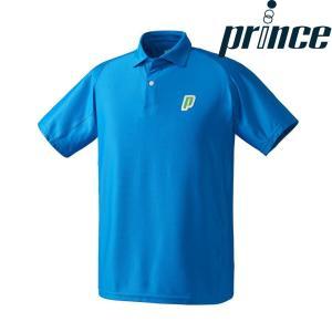 プリンス Prince テニスウェア ユニセックス ゲームシャツ WU8114 2018FW[ポスト投函便対応] kpi