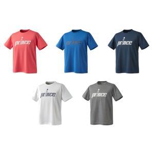 プリンス Prince テニスウェア ユニセックス Tシャツ WU9005 2019SS[ポスト投函便対応]|kpi