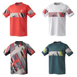 プリンス Prince テニスウェア メンズ ゲームシャツ WU9012 2019SS[ポスト投函便対応]|kpi