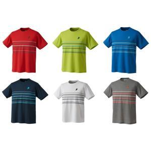 プリンス Prince テニスウェア ユニセックス ゲームシャツ WU9013 2019SS[ポスト投函便対応]|kpi