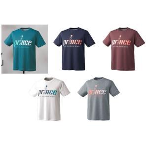 プリンス Prince テニスウェア ユニセックス Tシャツ WU9031 2019FW[ポスト投函便対応]|kpi