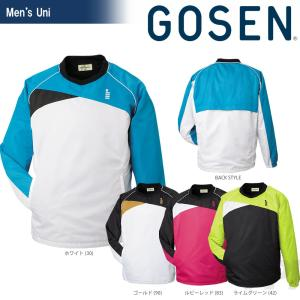 GOSEN ゴーセン 「UNI ユニ ハードブレーカー 裏起毛  Y1500」テニスウェア「FW」|kpi
