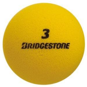BRIDGESTONE  ブリヂストン 「スポンジボール3 STAGE3 BBPPS4 1箱 30個入り 」キッズ/ジュニア用スポンジボール|kpisports