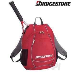 BRIDGESTONE ブリヂストン 「ジュニアリュック TRJ510」テニスバッグ|kpisports