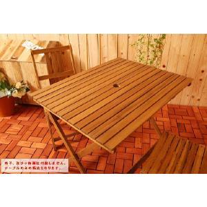 ガーデンテーブル ガーデンテーブル 折りたたみテーブル 折り畳み式テーブル おりたたみテーブル 庭用テーブル アウトドアテーブル 屋外テーブル|kplanning|02