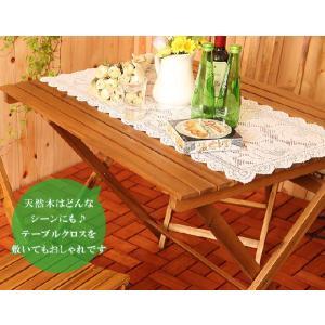 ガーデンテーブル ガーデンテーブル 折りたたみテーブル 折り畳み式テーブル おりたたみテーブル 庭用テーブル アウトドアテーブル 屋外テーブル|kplanning|05