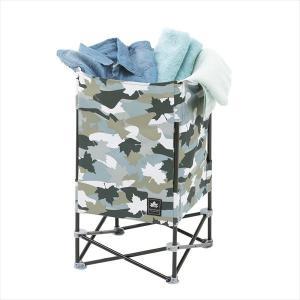 丸洗いポンポンとりあえずスタンド(カモフラ) 収納ボックス スタンドボックス LOGOS ロゴス おしゃれ かわいい 可愛い シンプル 着脱式 洗える 洗濯可能|kplanning|03