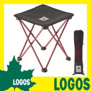 7075タフキュービックチェア・ワイド 折りたたみ椅子 スツール 折りたたみスツール アウトドア LOGOS ロゴス おしゃれ 軽量 コンパクト かわいい 可愛い|kplanning