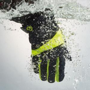 防水防寒グローブ セオドア 手袋 グローブ 防水手袋 メンズ 男性用 防水 防寒 通勤 通学 自転車 バイク ロゴス LOGOS|kplanning