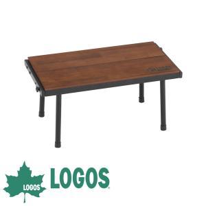 【アイアンウッドアダプトテーブル】 アイアンウッドアダプトテーブル アイアンウッドアダプトテーブル テーブル 作業台 LOGOS ロゴス 折りたたみテ|kplanning