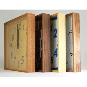 掛け時計 TASTE CLOCK(ナチュラル) 置き時計 TASTE CLOCK インテリア クロック ウォールクロック 壁掛時計 壁掛け時計 時計 プレゼント ギフト kplanning 03