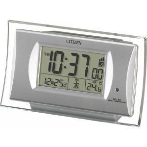 CITIZEN【シチズン】ソーラー電源電波時計 (94-518)|kpmart