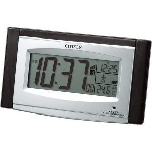 CITIZEN【シチズン】ソーラー電源電波置時計 8RZ097-023|kpmart