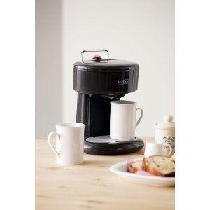 メリート 2カップコーヒーメーカー (ブラック)|kpmart