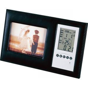 デジタル時計フォトスタンド 13890|kpmart