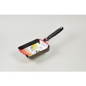 スーパーブルーマーブル IH対応玉子焼き13x18cm HB-2544 kpmart