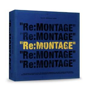 Block B Repackage Album [Re:MONTAGE]|kpopbokujostore
